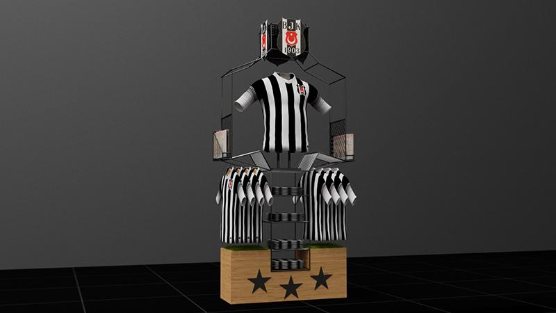 BJK Stand Tasarımı