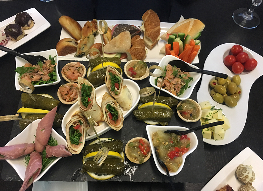 Fuar & Lansman & Etklink Catering Hizmeti